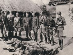 JUL 13 1943 A miraculous release from the Gestapo in Warsaw Polish farmers killed by German forces in German-occupied Poland, World History, World War Ii, Greek History, Modern History, Crime, Wwii, Greece, Germany, Italia