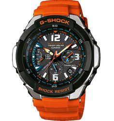 CASIO G-SHOCK Reloj - GW-3000M-4AER rojo o rosa