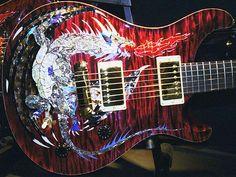 PRS Guitars: Dragon 2000