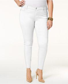 e5cb21632717a Celebrity Pink Trendy Plus Size Colored Skinny Jeans Colored Skinny Jeans