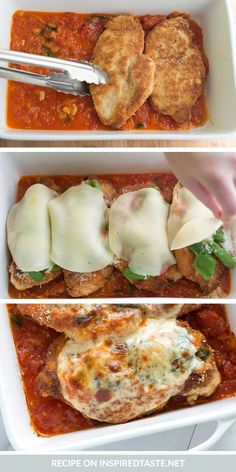 Totally Doable Chicken Parmesan Recipe