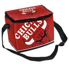 NBA Chicago Bulls Big Logo Team Lunch Bag by Forever Collectibles. $11.99. Chicago Bulls Big Logo Team Lunch Bag