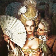 """The Queen always rises above! T'inquinte pas! #bitchimmadonna "" -Madonna"
