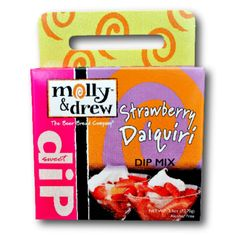 Strawberry Daiquiri Dip Mix