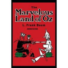 Oz Series, Land Of Oz, Words Worth, Vintage Children's Books, Vintage Toys, His Travel, Book Characters, Fiction Books, Good Movies