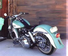 Sold* at Orange County 2011 - Lot #43.2 1975 HARLEY-DAVIDSON FLH MOTORCYCLE
