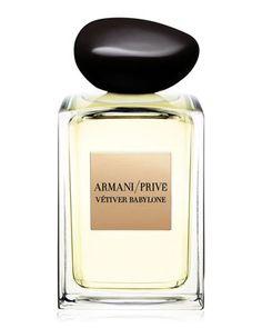 Prive Vetiver Babylone Eau De Toilette by Giorgio Armani at Neiman Marcus.