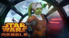 Jenita as Hera Syndulla Rebels Star Wars