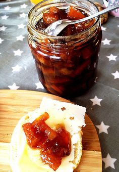 I'm obsessed with orange marmalade, check out this recipe by an awesome Swedish food blogger!