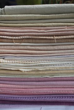 Naturally Dyed Fabric