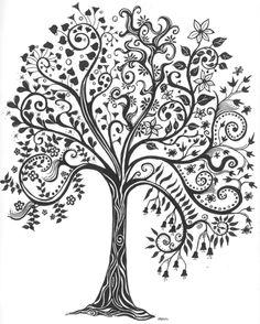 Wedding Tree - Louise Palmer