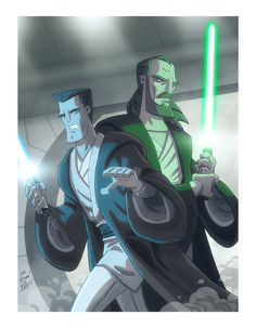 This is a digital commission featuring a Jedi investigating a blockade that began with a trade dispute because- aw, forget it. The original line art measures inches and was drawn on Bristol ar. Star Wars Fan Art, Cartoon Sketches, Cartoon Illustrations, Jedi Sith, War Comics, Star Wars Images, Pokemon, Star Wars Jedi, Obi Wan