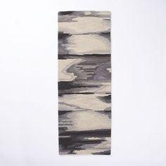 Faded Ikat Wool Rug #westelm $166.11