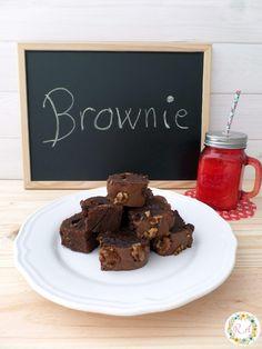 Recetas de anansies: Brownie