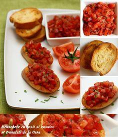 Rina Diet, Vegetarian Recipes, Healthy Recipes, Healthy Food, Bruschetta, Baked Potato, Vegan, Ethnic Recipes, Style