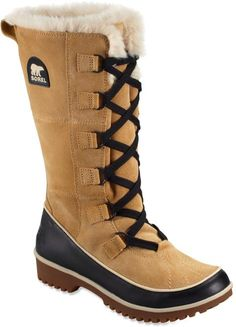 Sorel Tivoli II Hugh Boots--want these even though I never see snow!