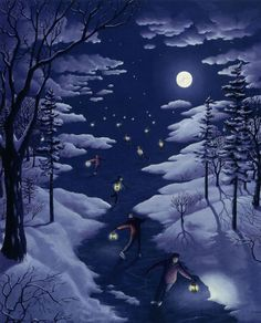 Almost nothing is as it seems in Canadian artist Robert Gonsalves' surreal paintings. Look at them from one perspective and they're one thing, but from another an entirely different scene emerges. His witty and inspired creations are filled with masterful illusions that keep you guessing at what is real. Read more at http://www.visualnews.com/2015/01/20/real-magic-masterful-illusions-painted-robert-gonsalves/#7oCvHKmsi30xI08P.99