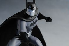 Bruce Timm Batman Black and White statue by DC Direct