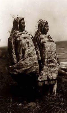 eskimo parkas:  the parkas may have been made out of fish skin