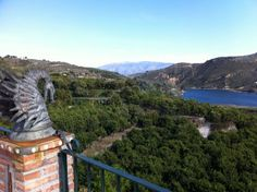 Valley of Lecrin south of Granada  This village is Melegis