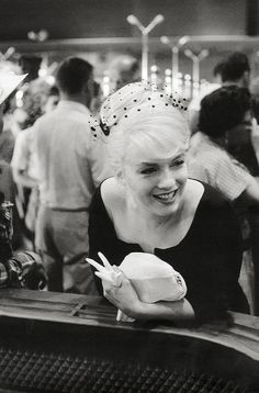 "Marilyn Monroe,  ""The Misfits"" casino set, 1960"