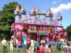 the little ones will love this magic kingdom! Fair Rides, Family Fun Day, Fun Fair, Magic Kingdom, Good Day, Little Ones, Fair Grounds, Events, Travel