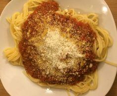 Spaghetti Bolognese by NadjaS87 on www.rezeptwelt.de