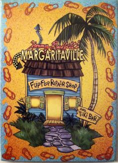 MARGARITAVILLE | Flip Flop Repair Shop!