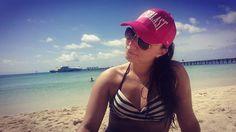 Green Island Australia  with @str_nadine's #cap  #greenisland#greatbarrierreef#sun#snorkelling#everlast#bikini#paradise#girl#australia#downunder#loveit#beach#tanning#cairns#travelling by selinaled http://ift.tt/1UokkV2
