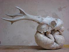 Odd but beautiful  Baby cervo   by Caterina Silenzi