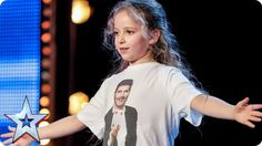 Issy Simpson is a real life Hermione Granger | Auditions Week 2 | Britai...