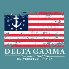 Delta Gamma, America