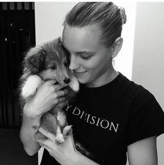An animal lover.