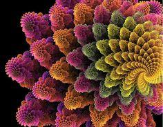 Las fractales en las notas musicales
