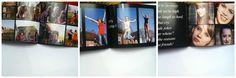 Zelf gemaakt fotoboekje met vriendinnen