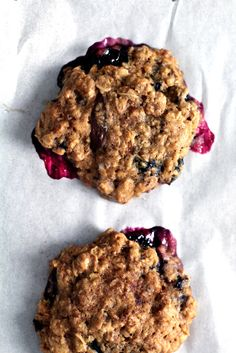 oatmeal chocolate blueberry cookies