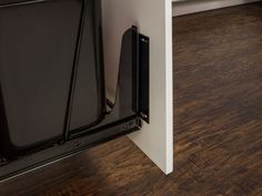 Cabinet Door Mounting Kit, Black  Cabinet Door Mounting Kit (for Wire  Single And