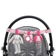 Little Dutch autostoel speeltje roze | Meisje