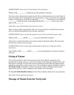 Wedding Officiant Script.27 Best Unionification Ceremony Scripts Images In 2016