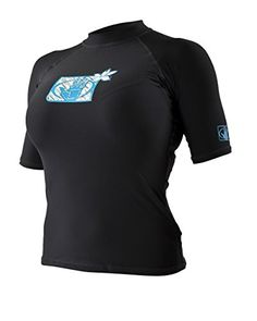 Body Glove 13210W Women's Basic Fitted Short Arm Rashguard >>> For more information, visit image link.