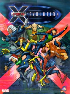 X-Men Evolution, 2000 - WB network