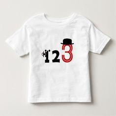 Designed Stylish Kids 3 Year Birthday Tshirt HQH Car Sketch Olds