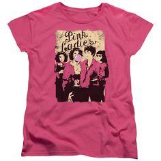 Grease/Pink Ladies-Hot Pink