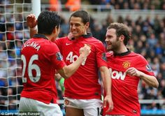 [Highlights] Newcastle United 0 - 4 Manchester United -05/04,