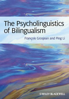 41 best psycholinguistics reading list images on pinterest book the psycholinguistics of bilingualism contains areas hardly touched upon such as the impact of the functions fandeluxe Image collections