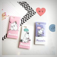 Pastel Moomin Candy Packet iPhone Case (3 Designs) · Ice Cream Cake · Online Store Powered by Storenvy