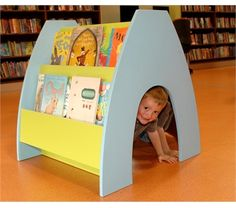 Opening the Book - Read and Play Tunnel