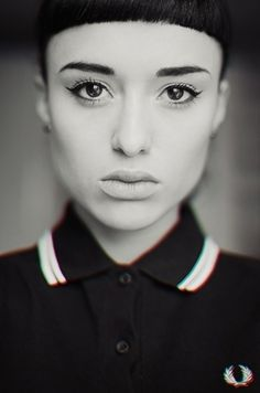 <3 Fred Perry polo for her