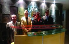 Plinio Escalante Bolio continua como presidente de la LMB por dos años más
