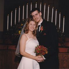 In praise of my unspectacular, pre-Pinterest wedding